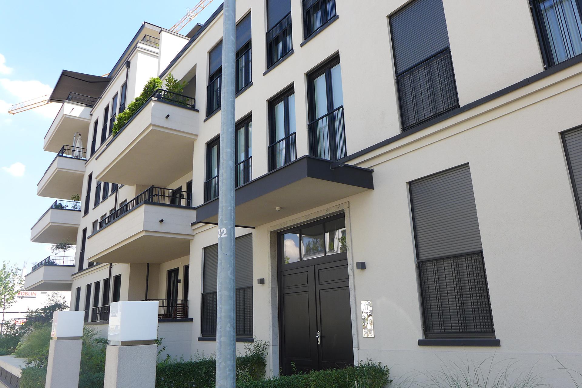 3-Zimmer-Wohnung | Düsseldorf-Oberkassel
