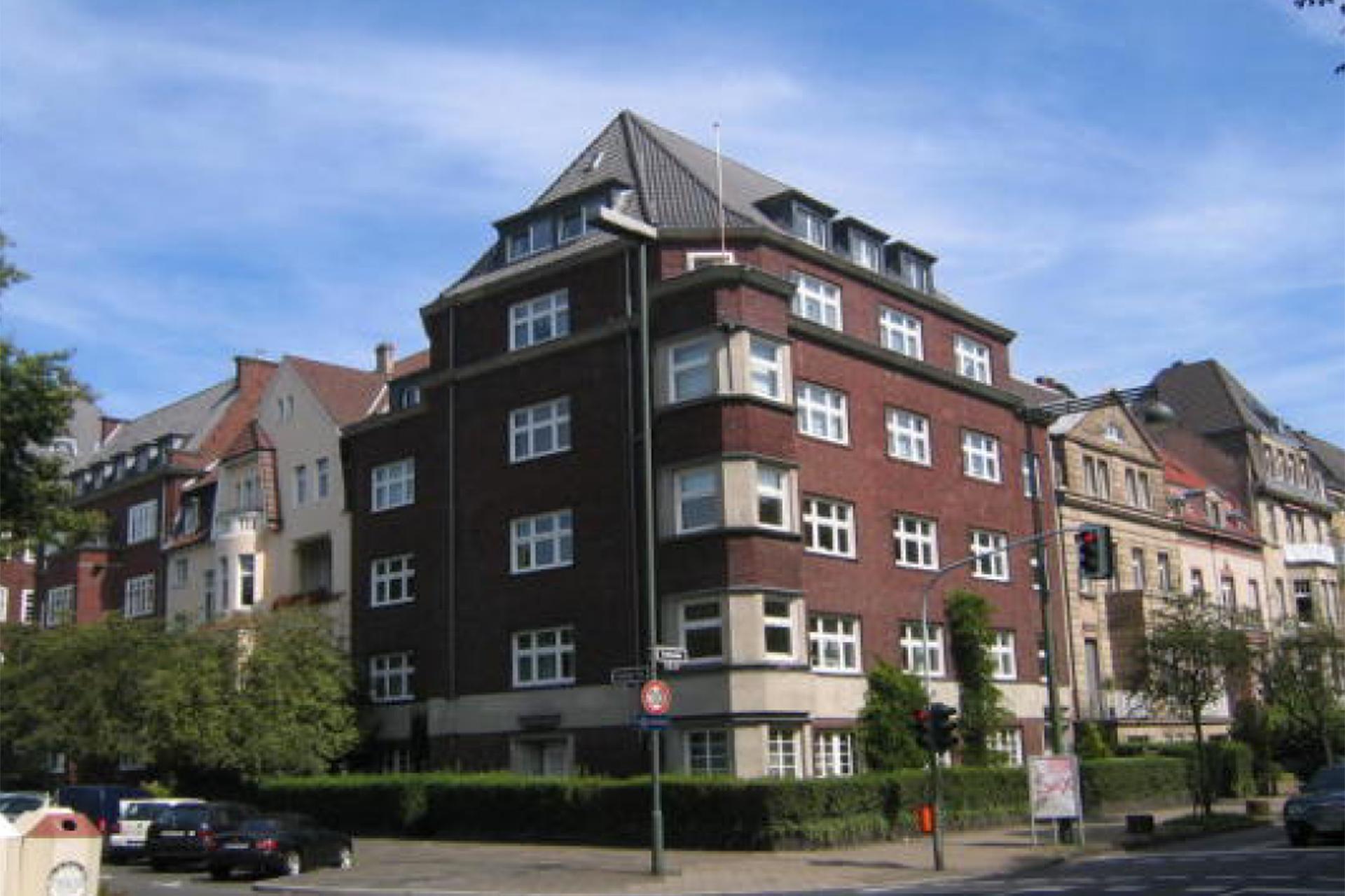 6-Zimmer-Wohnung | Düsseldorf-Golzheim