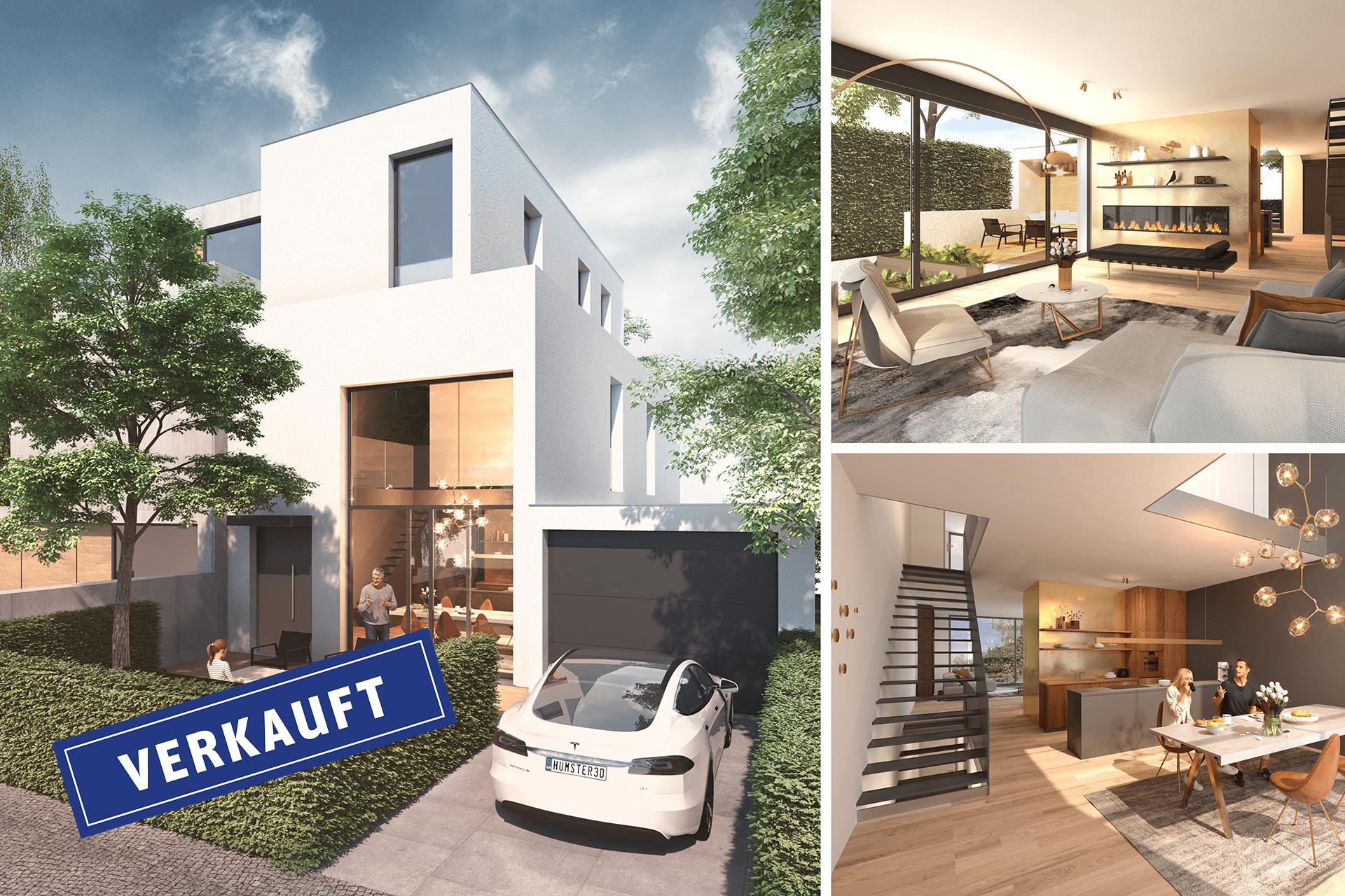 Architektenhaus | Düsseldorf-Grafenberg