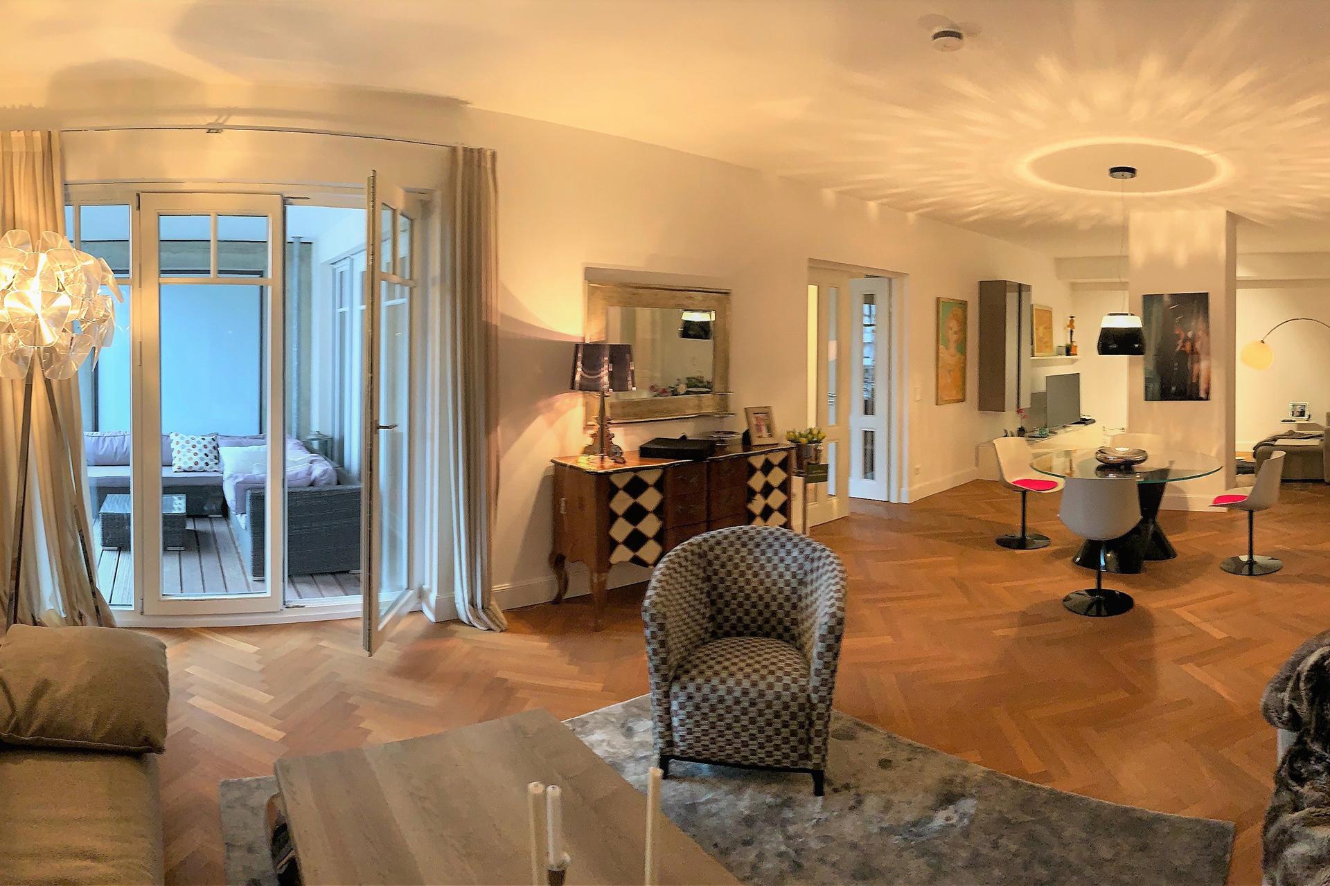 4-Zimmer-Wohnung   Düsseldorf-Oberkassel