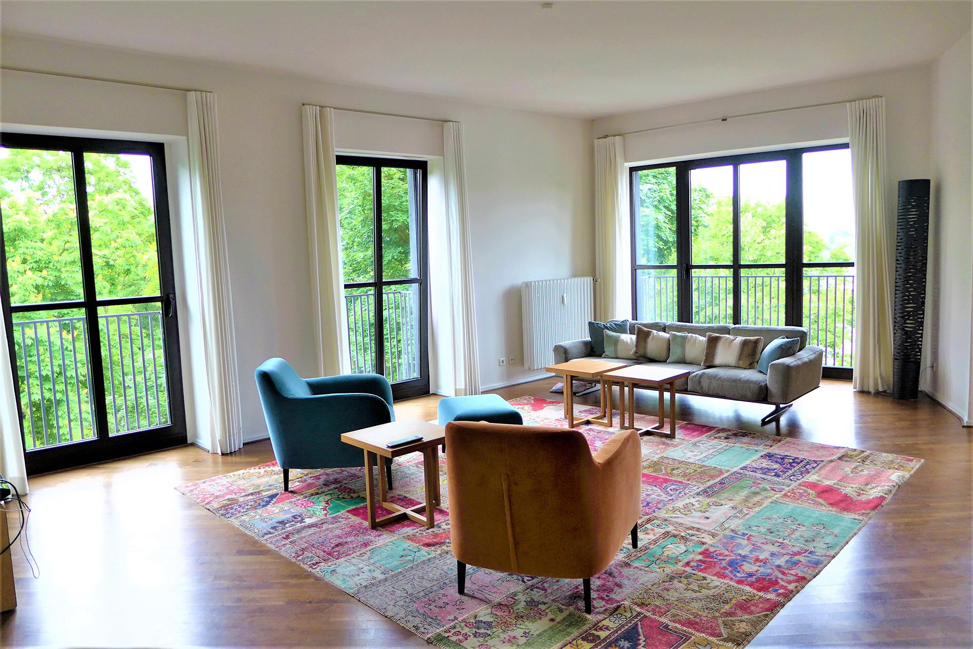5-Zimmer-Wohnung   Am Hofgarten